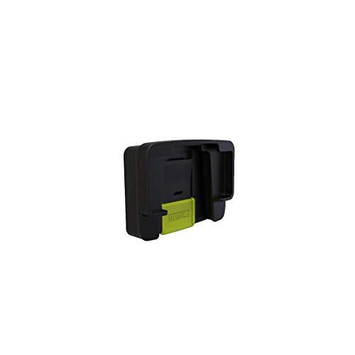 Basil Baseasy/Klickfix Adapterplatte Ersatzplatte, Schwarz, One Size
