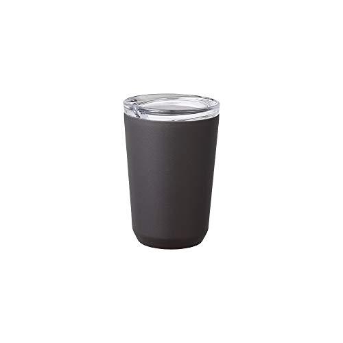 KINTO to Go Tumbler Water Bottle 360ml Black
