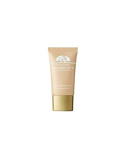 Origins Plantscription Anti-aging Foundation Medium/deep-neutral 1 Fl Oz