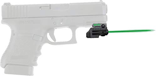 ArmaLaser Glock 29 30 GTO Green Laser Sight and FLX19 Grip Switch