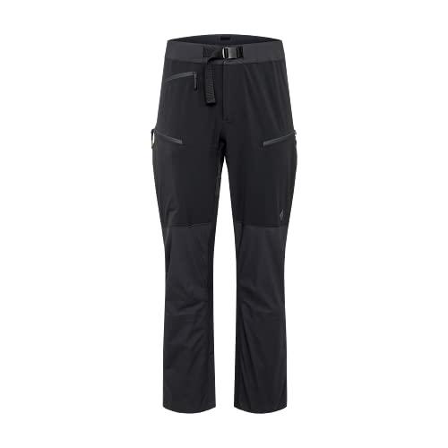 Black Diamond Equipment - Men's Dawn Patrol Hybrid Pants - Black - X-Large