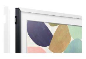 Samsung White frame 55 inches for the frame (2020).