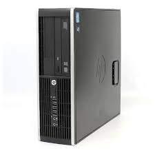 PC DESKTOP HP ELITE 8100 SFF INTEL CORE I7 860 16GB RAM 500GB HDD SCHEDA VIDEO NVS 295 (Ricondizionato)