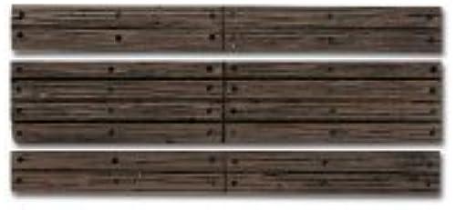 boisLAND SCENICS C1147 HO Grade Crossing bois Plank by boisland Scenics