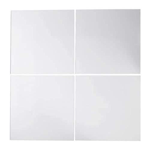 Ikea 391.517.00 Lots - Espejo (4 Unidades, 12 x 12)