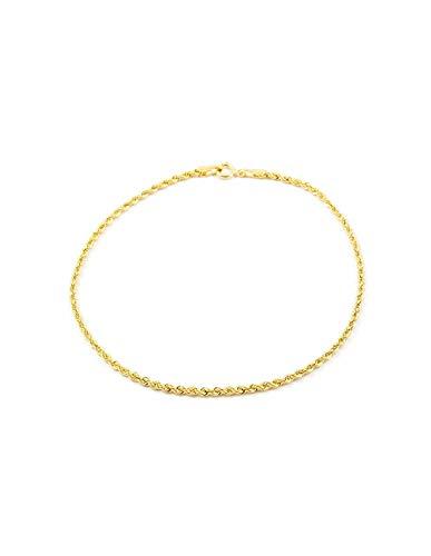 Bracciale salomonico 1.65 mm - oro giallo 18k (750)