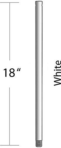 minka-aire DR512–44, 30,5cm Downrod, bianco