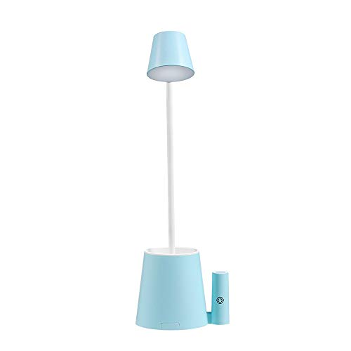 New small Love Multifunctional Table lamp led Folding Eye Protection Table lamp Pen Holder Student small Table lamp