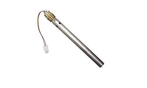 Easyricambi - Kit de bujía de encendido para estufa de pellets, 350 W, longitud de 175 mm, 9,9 mm, tubo de 18 mm, 200 mm