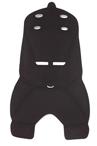 HAMAX Upholstery Repuestos y Accesorios, Juventud Unisex, Negro