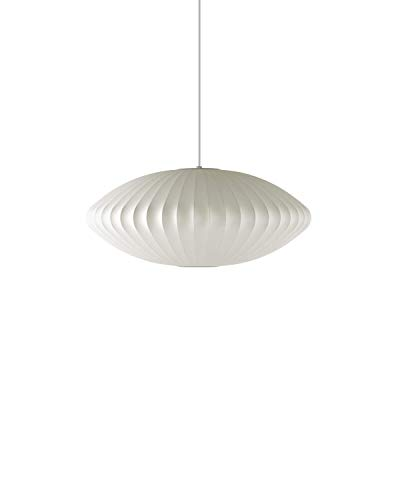 Herman Miller H763 Nelson Saucer Pendant Bubble Lamp, Small,...