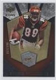 Jerome Simpson #752/799 (Football Card) 2008 Upper Deck Icons - Rookie Brilliance - Silver #RB22
