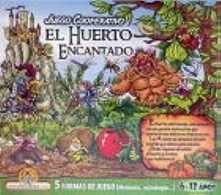 Ekilikua El huerto Encantado. Juego cooperativo: Amazon.es: Juguetes y juegos