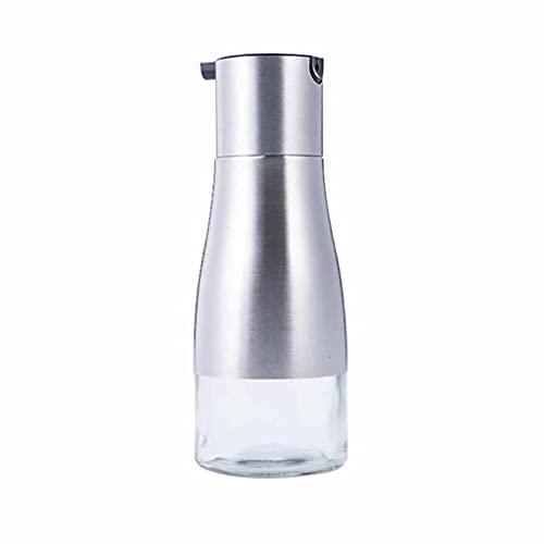 JYDQM Vidrio de Botella de Aceite de Aceite de 300 ml portátil para la Cocina de la Cocina de la Cocina de la Cocina de la Cocina del rociador de la Salsa de Soja para los Accesorios de la Cocina