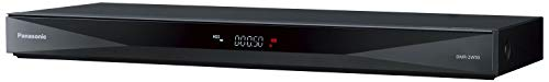 Panasonic DMR-2W50 500 GB 2 Tuner Blu-ray Recorder, Supports 4K Up-Conversion