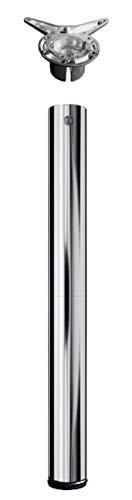 Bmb Tischbein Set | Höhe (mm): 1100 | Material: Chrom glänzend