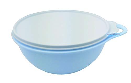 Tupperware Maximilian - Bol para mezclar (2,75 L), color azul claro