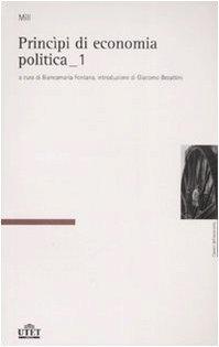 Principi di economia politica (Vol.1 + Vol.2)