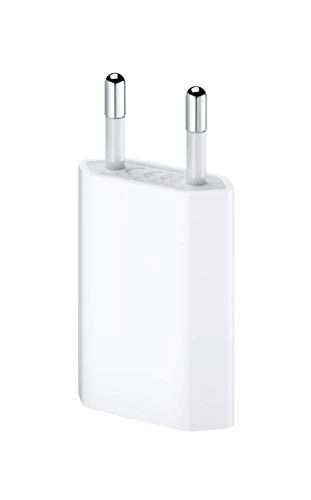 Carregador Usb Apple Original iPhone X / XS / XR / MAX / 8 / 7 / 6s / SE / 5 / iPad / iPod - A1400 4R6266125