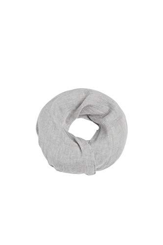 ESPRIT Accessoires Damen 109EA1Q002 Schal, Grau (Grey 030), One Size (Herstellergröße: 1SIZE)