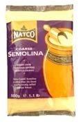 Natco Semolina Coarse 1.5kg