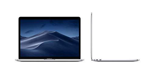 "Apple MacBook Pro (13"" Retina, Touch Bar, 2.3GHz Quad-Core Intel Core i5, 8GB RAM, 256GB SSD) - Silver (Latest Model)"