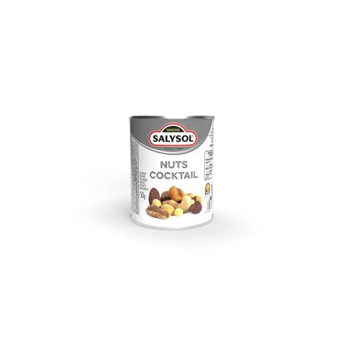 Frutos secos mezcla 10 x 50gr. Aperitivos salados envasado al vacío. Mix frutos secos que...