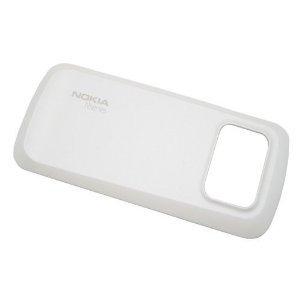 Original Nokia Akkudeckel Weiss für Nokia N79