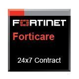 Fortinet FortiGate FG-60D Support 24x7 FortiCare Contract 1 Year (New Units and Renewals) SFC-10-0060D-247-02-12