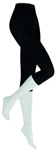 Kunert Velvet Leggings 0880 donkerblauw (marine) ondoorzichtig, mat; comfortabele, drukvrije comfortabele taille; broekgedeelte