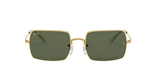 Ray-Ban Rectangle Gafas de Lectura, 919631, 54 Unisex Adulto