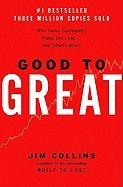 Good to Great :: Why Some Companies Make the Leap &_Others Dont_ (Paperback)