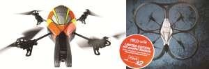 Parrot AR.Drone Special Edition mit 2...