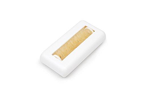 Fox Run Vassoura para migalhas de mesa, pacote com 1, branco