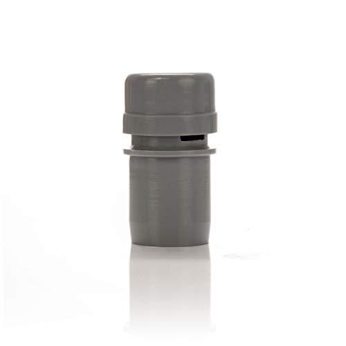 Airfit Rohrbelüfter aus PP für Abflussrohr, grau DN 40