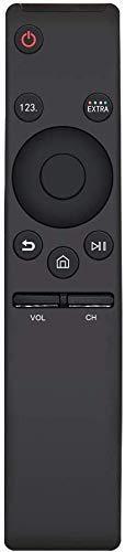 MYHGRC Nuovo Telecomando Samsung BN59-01259B adatto per Telecomando Samsung Smart tv 4K 3D LCD LED Series 6/7/8/9 TV BN59-01259E-UE55KS7500U UE55KS8000T UE55KS9000T UE65KS7500U