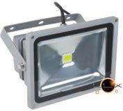 Spot LED multichip 20 W Blanc Froid 24 V