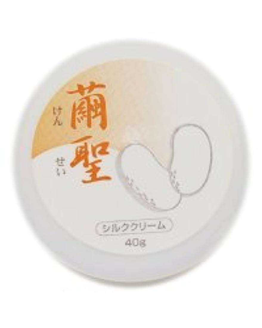火山リスキーな腹痛〔ラヴィドール〕絹夢物語 繭聖(けんせい) 40g