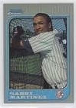 Gabby Martinez (Baseball Card) 1997 Bowman Chrome - [Base] - Refractor #233