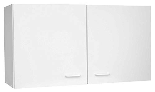 Nicht Zutreffend Küchenschrank Hängeschrank Oberschrank | Weiß | 2 Türen