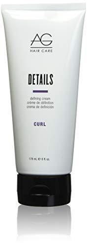 AG Hair Curl Details Defining Cream, 6 Fl Oz