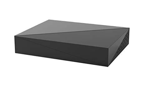 VU+ 620463 Zero 4K PVR - Kit de PVR (Incluye Disco Duro, 2 TB, Negro)