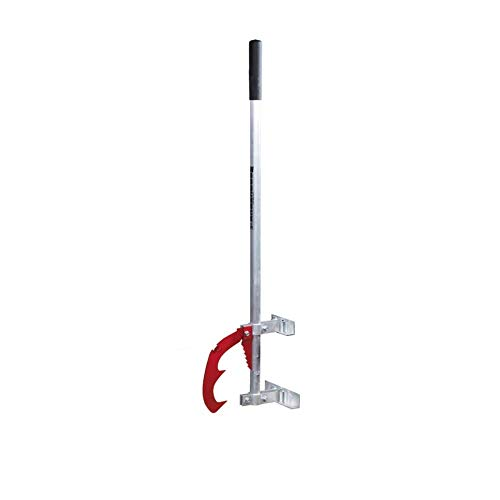 Woodchuck Tool DualPro Log Lifter/Cant Hook/Peavey Combines The Dual with Jack and Rear Foot and Toe Lift of The Timberjack (Siem Logging Best Practices)