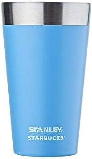 7月23日発売スターバックス「サマー」ステンレス stanley スタンレー ブルー pint cup タンブラー 2019 473ml 海外 スタバ 夏