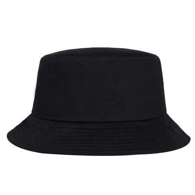Gorra de Sombrero de Cubo de Color sólido para Mujeres Unisex Hombres Gorras de Pescadores de algodón-13