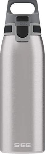 Sigg Shield One Brushed Botella de Agua, ALU, 1 L