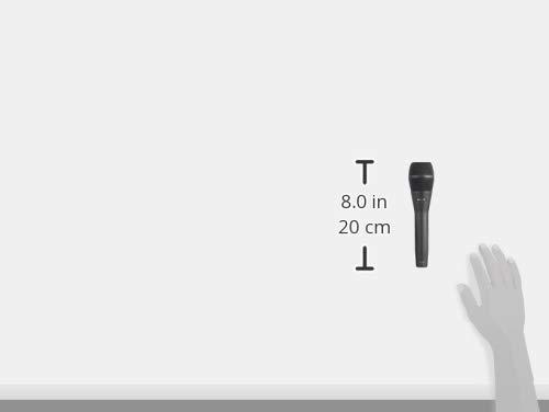 シュアー SHURE KSM9CG-X チャコールグレー ボーカル用コンデンサー型マイクロホン