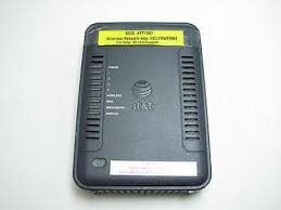 AT/&T Westell 7550 DSL Modem//Router