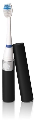Violife Slim Sonic Toothbrush, Black
