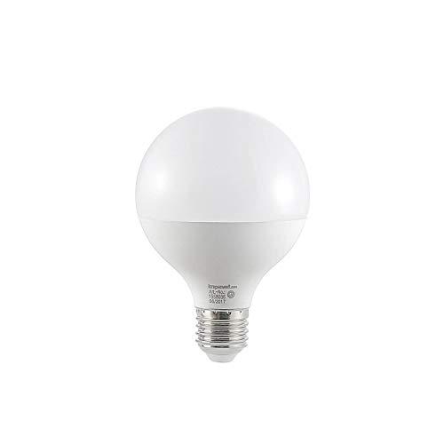 Lampenwelt LED E27 Lampe 'E27 12W Globelampe easydim' (E27, A+) - Leuchtmittel LED-Lampen Energiesparlampe